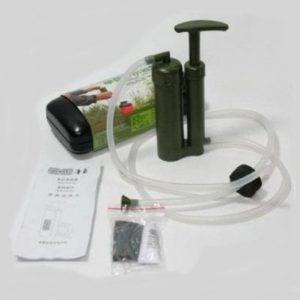 Pocket water filter