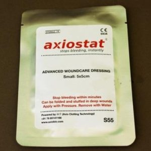 Axiostat blood control