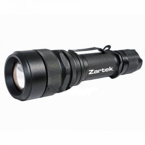 Zartek Rechargeable 600 Lumens Flashlight ZA 457