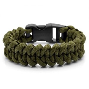 paracord-bracelet-military-green