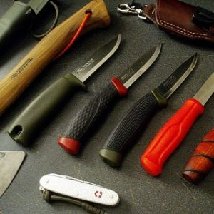 Knives, Axes & Tools