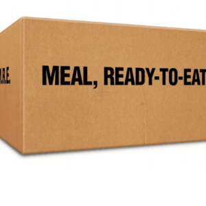 Meals Ready To Eat Long Life (MREs)