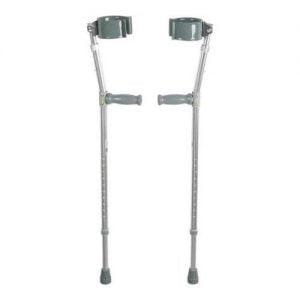 elbow-crutches