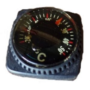 Button-Thermometer