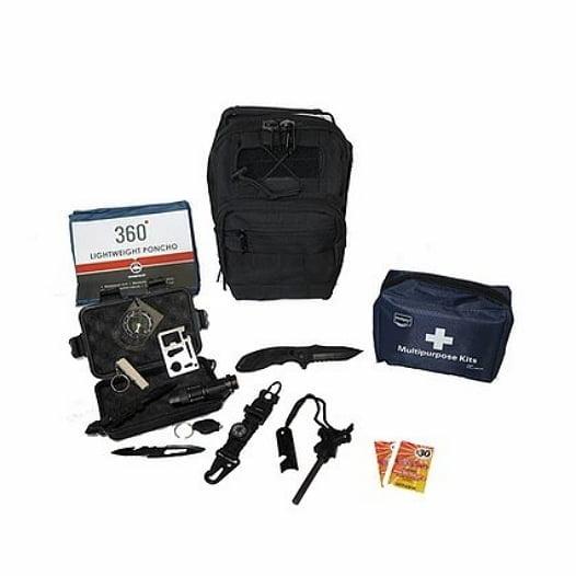 EDC-kit-15-items-molle-sling