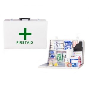 Regulation-First-Aid-Kit-in-Steel-Box