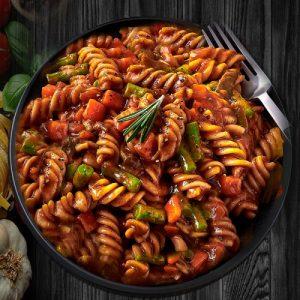 Spicy-Tomato-Chicken-Pasta