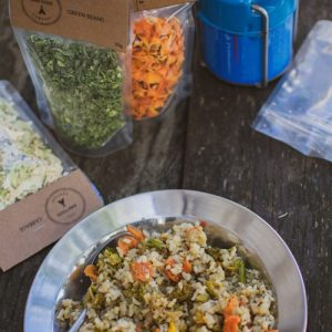 Dehydrated Vegetarian Meals