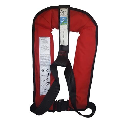 Novamarine-Life-jacket-QF150-backview